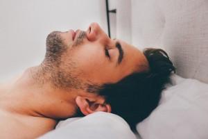 man-sleep