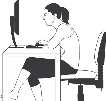 6 Exercises To Reverse Bad Posture Morgan Massage