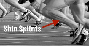 how to treat shin splints at home