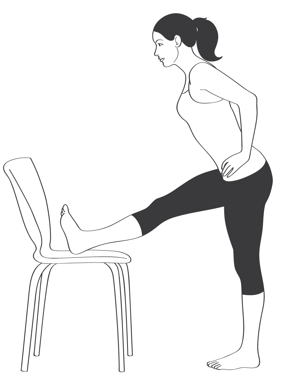 7 Best Pinched Sciatic Nerve Stretches And Exercises